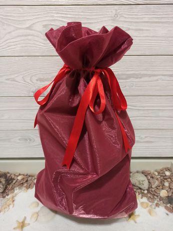 Мешок для подарков Мешочек подарочный Органза