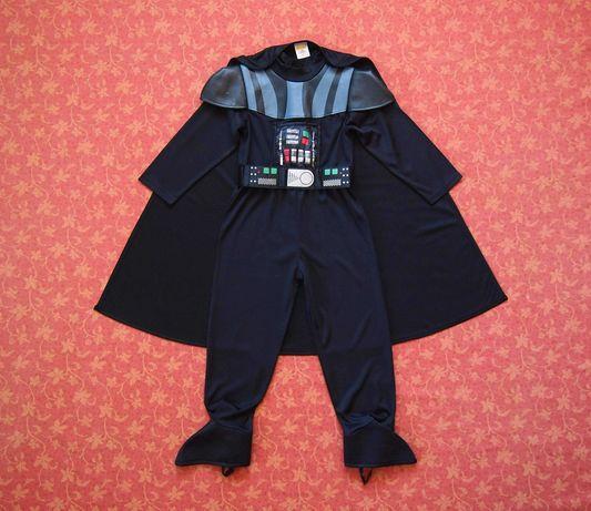 Продаю!!! 5-6 лет Карнавальный костюм Дарт Вейдер Star Wars, б/у.