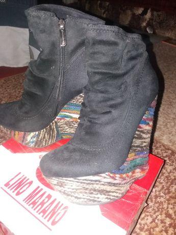 Демисезонные ботинки ботильоны
