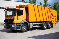 Mercedes Axor śmieciarka FAUN 24m3 EURO 5 w całości na części