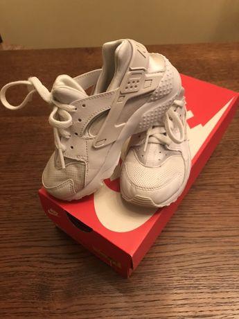 Adidasy Nike Huarache Run White biale 28 Lekkie letnie insta oryginal