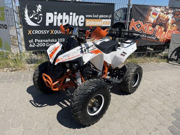 Quad Waria 125cc, 3+1, używany w BARDZO DOBRYM STANIE