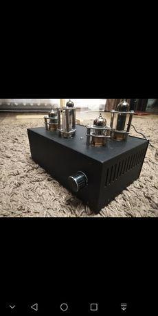 Однотактный ламповый усилитель на 6н2п и 6п43п