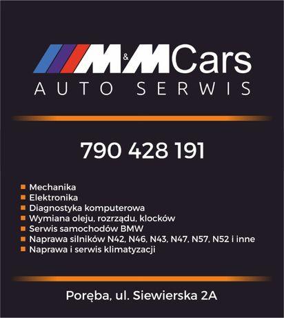 BMW N42 N46 Valvetronic Wymiana Rozrządu Uszczelniaczy