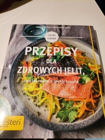 Książka Przepisy dla zdrowych jelit