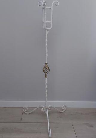 Stojaki kwietnik  metalowe kute ślub
