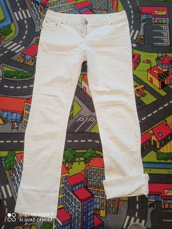 Spodnie denim jeansy 40