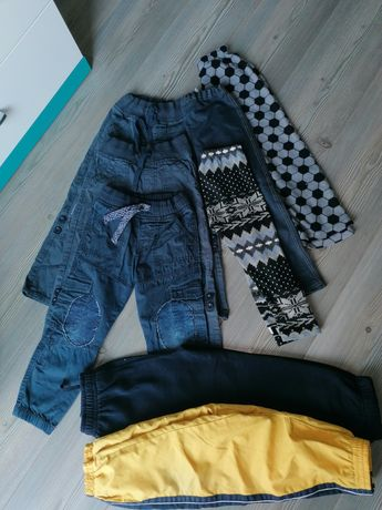 Spodnie 98 - 104