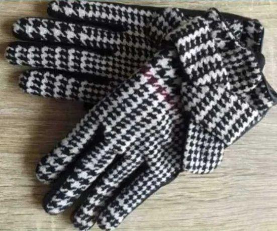 Rękawiczki Reserved S/M multikolor