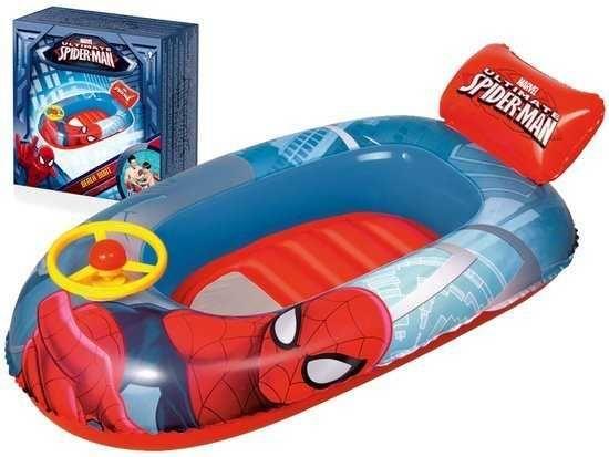 Bestway PONTON Spiderman okienko 112x71cm 98009