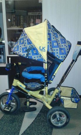 дитячий велосипед Tyrbo trike