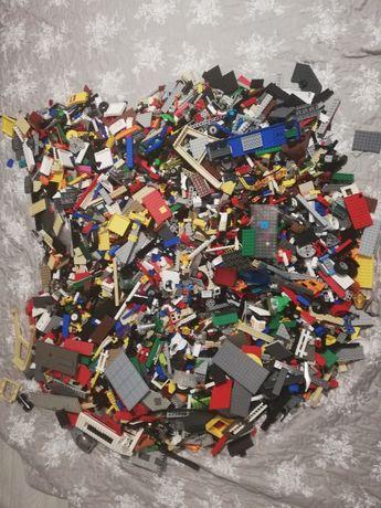 10KG mix klocków LEGO