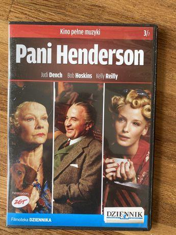 "Film dvd ""pani henderson"""