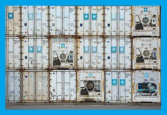 Морской Рефрижераторный контейнер 40 футов. Есть большой выбор.
