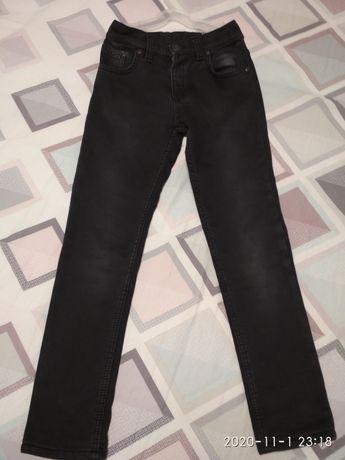 Утепленні   джинси на худого хлопчика