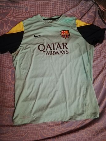 Nike FC Barcelona Squad Training Jersey koszulka XXL