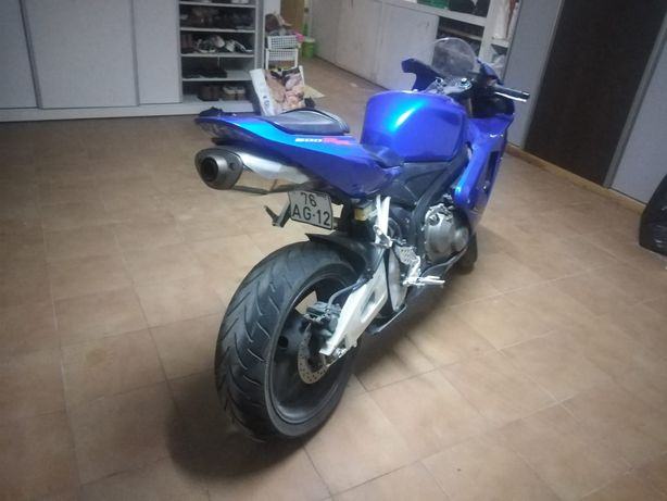 Mota CBR600 RR Honda