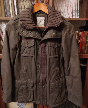 Куртка и парка женские.