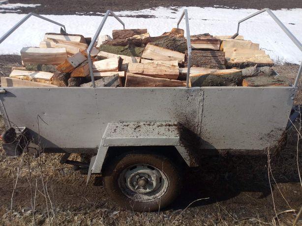 Продам дрова сухие и сырые, рубаними.