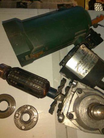 Болгарка :Ротор, редуктор