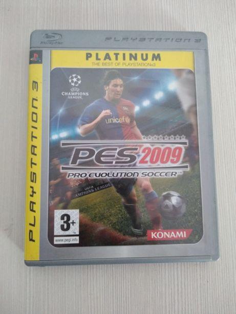 PES 2009/ Pro evolution soccer, PS3