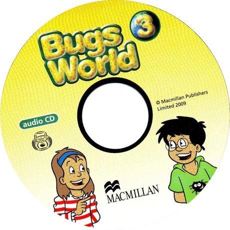 "Płyty ""Bugs World 3"""