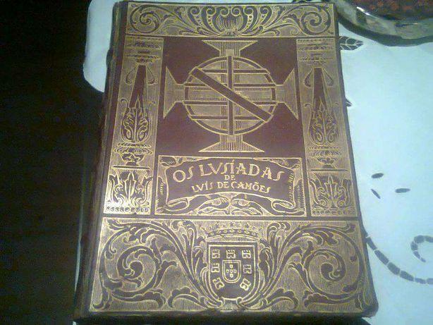 Vendo Os Lusíadas ,Edição Artística comemorativa.(1960)