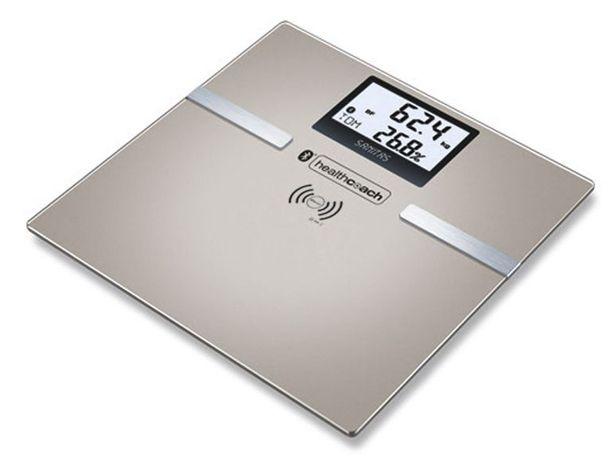 Напольные электронные диагностические весы с Bluetooth, Sanitas SBF 70