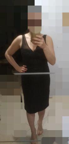 Mała czarna, sexy, Duży biurst, wąskie biodra, ORSAY