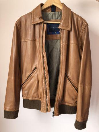 Кожаная куртка Tommy Hilfiger
