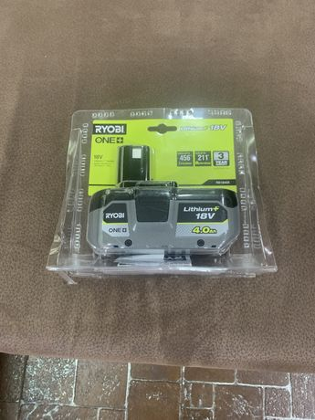 Ryobi Bateria 18v 4.0Ah gwarancja