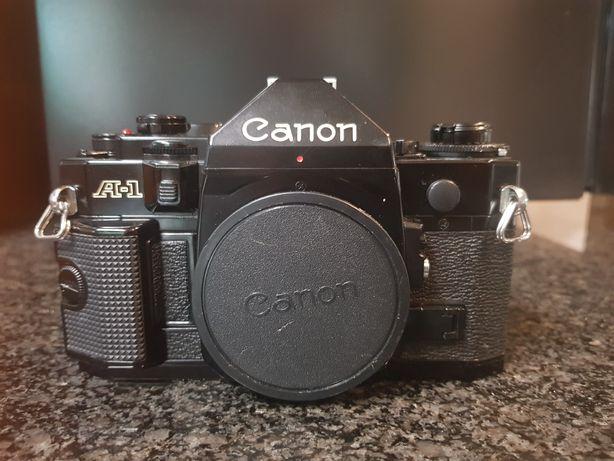 Canon A1 analógica