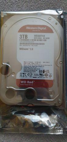 Dysk twardy HDD WD RED 3 3tb