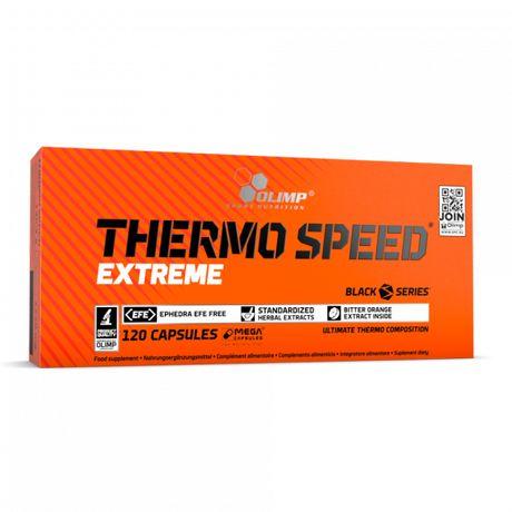 Spalacz tłuszczu Thermo Speed Extreme 120 kapsułek