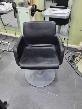 Cadeiras de salão cabeleireiro