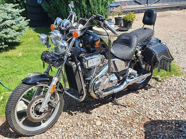 Honda vt 700 Shadow