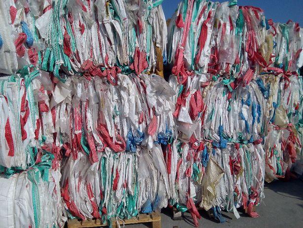 Worki Big Bag Używane Dobra jakość Niska Cena 90/90/90cm na Zboże