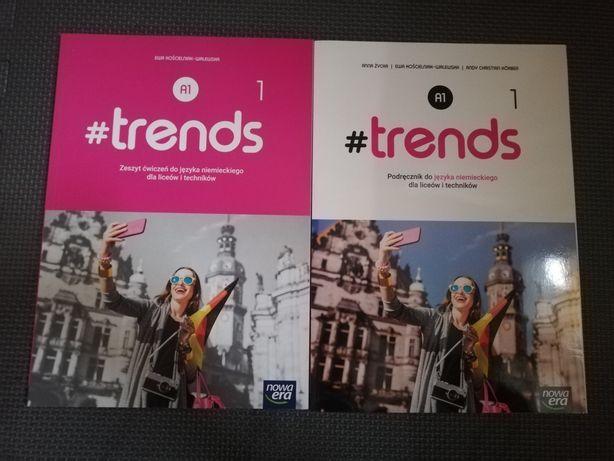 Trends 1 ćwiczenia i podręcznik