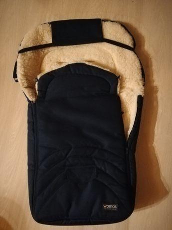 Śpiwór do wózka wkład