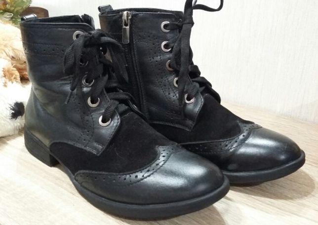 Ботинки демисезонные Lapsi р.37 стелька 23.8см