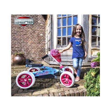 Auto Samochód GOKART NA PEDAŁY BERG Buzzy Bloom zabawki edukacyjne