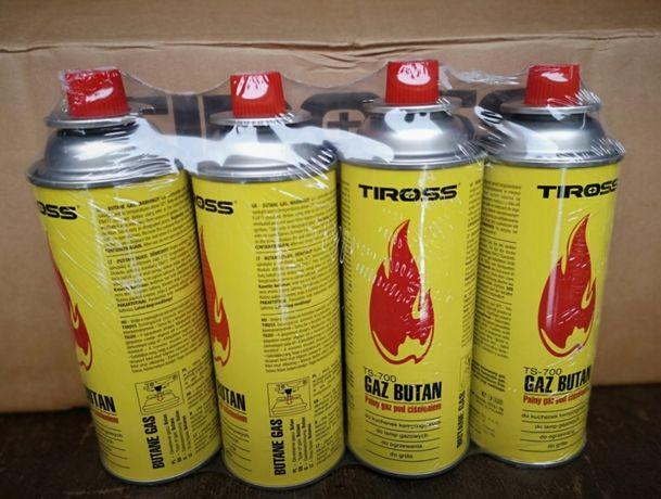 Nabój gazowy kartusz gaz do palnika/kuchenki okazja