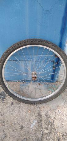 Продам колеса на спортивной велосипед
