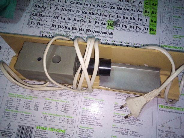Oprawa, lampa do akwarium z włącznikiem.
