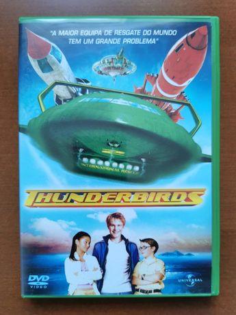 DVD Animação   Thunderbirds