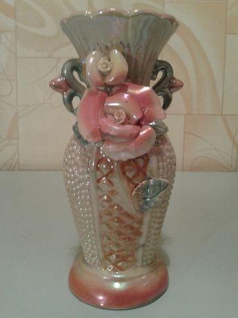 ВАЗА декоративная (керамика)