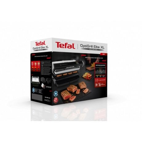 Tefal Optigrill ELITE XL GC760d30 Новинка