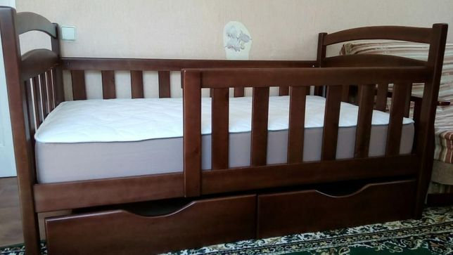 Кровать, кроватка - детская мебель с дерева, недорого купить