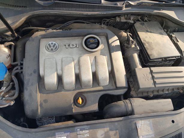 Двигатель Volkswagen bkc 1.9