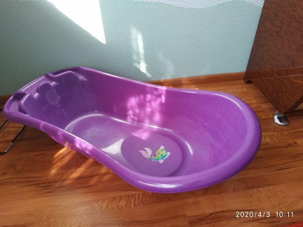 Ванночка для купания младенцев 0-6 мес. 300 р., Торг